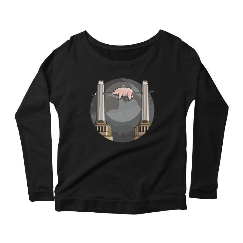 Animals Women's Longsleeve T-Shirt by mebzart's Artist Shop