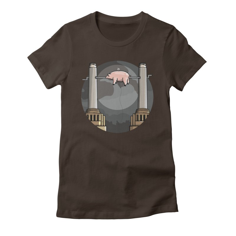 Animals Women's T-Shirt by mebzart's Artist Shop