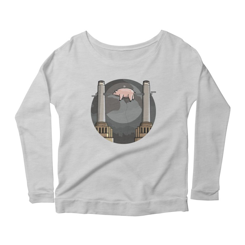 Animals Women's Longsleeve T-Shirt by mebzart's Artist Shop