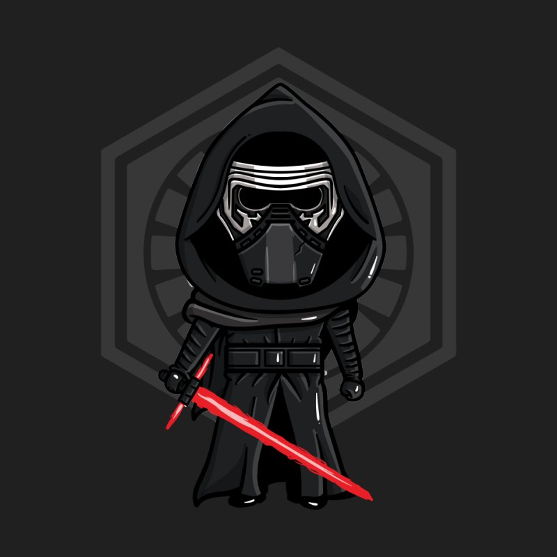 Kylo Ren Women's T-Shirt by mebzart's Artist Shop