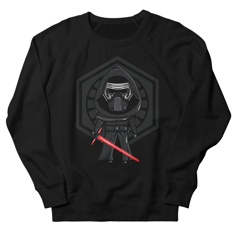 Kylo Ren Men's French Terry Sweatshirt by mebzart's Artist Shop