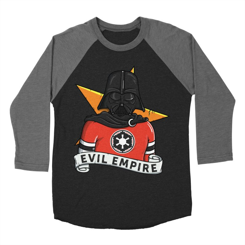 Evil Empire Women's Longsleeve T-Shirt by mebzart's Artist Shop