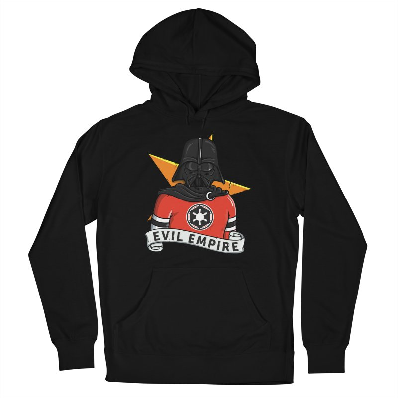 Evil Empire Women's Pullover Hoody by mebzart's Artist Shop