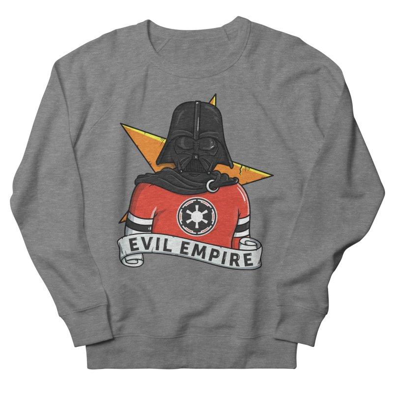Evil Empire Women's French Terry Sweatshirt by mebzart's Artist Shop