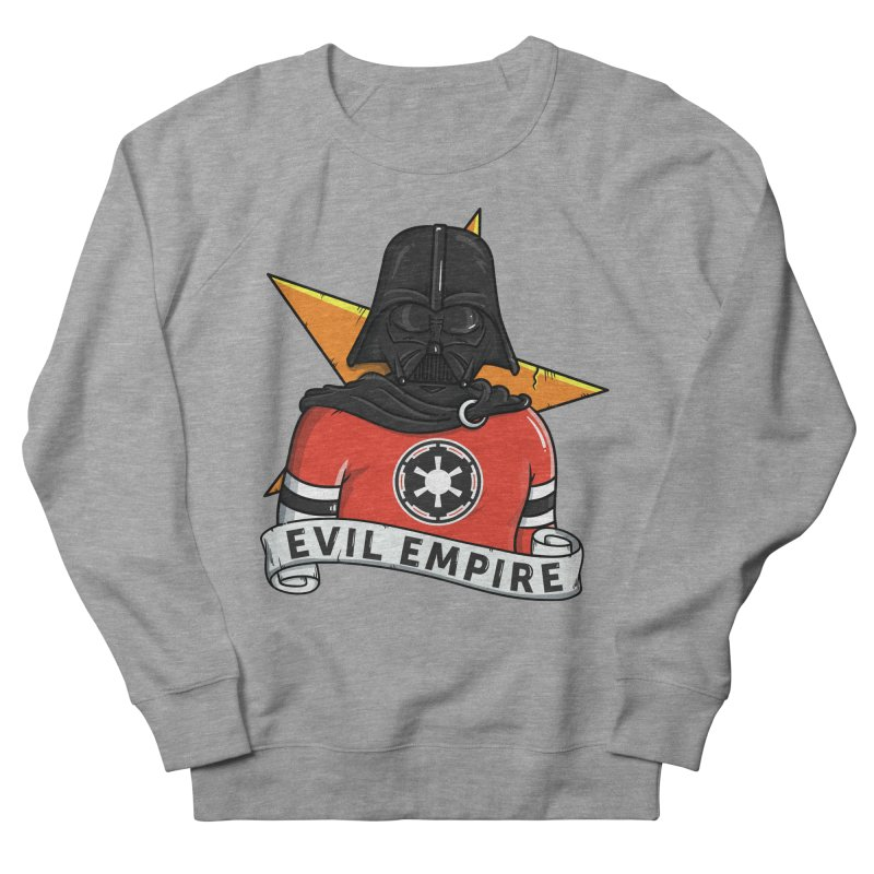 Evil Empire Women's French Terry Sweatshirt by mebzart's Artist Shop