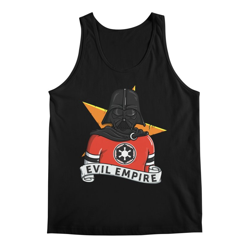 Evil Empire Men's Regular Tank by mebzart's Artist Shop
