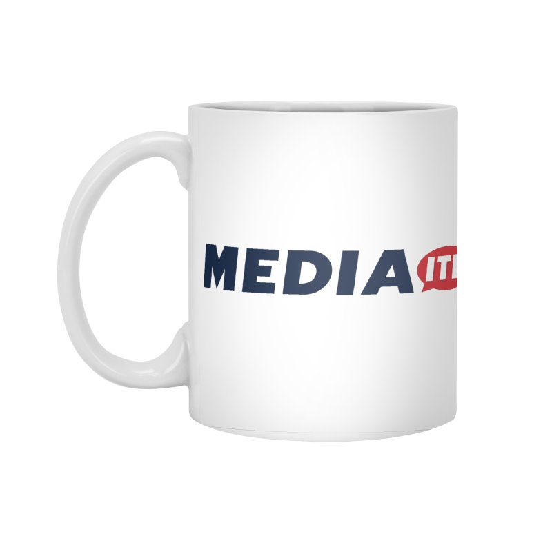 Mediaite Accessories Mug by Mediaite's Merchandise Shop