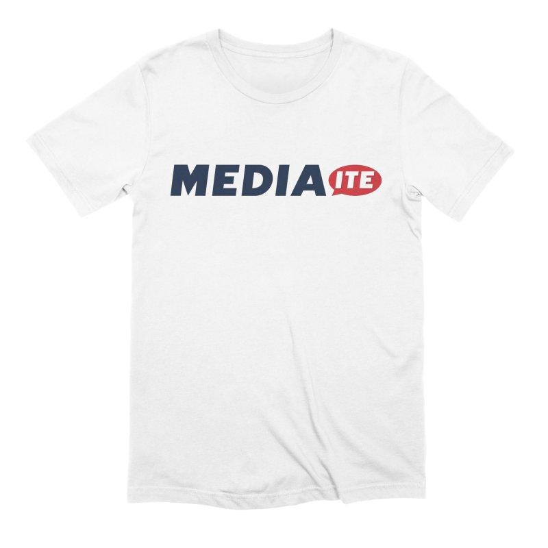 Mediaite Men's T-Shirt by Mediaite's Merchandise Shop