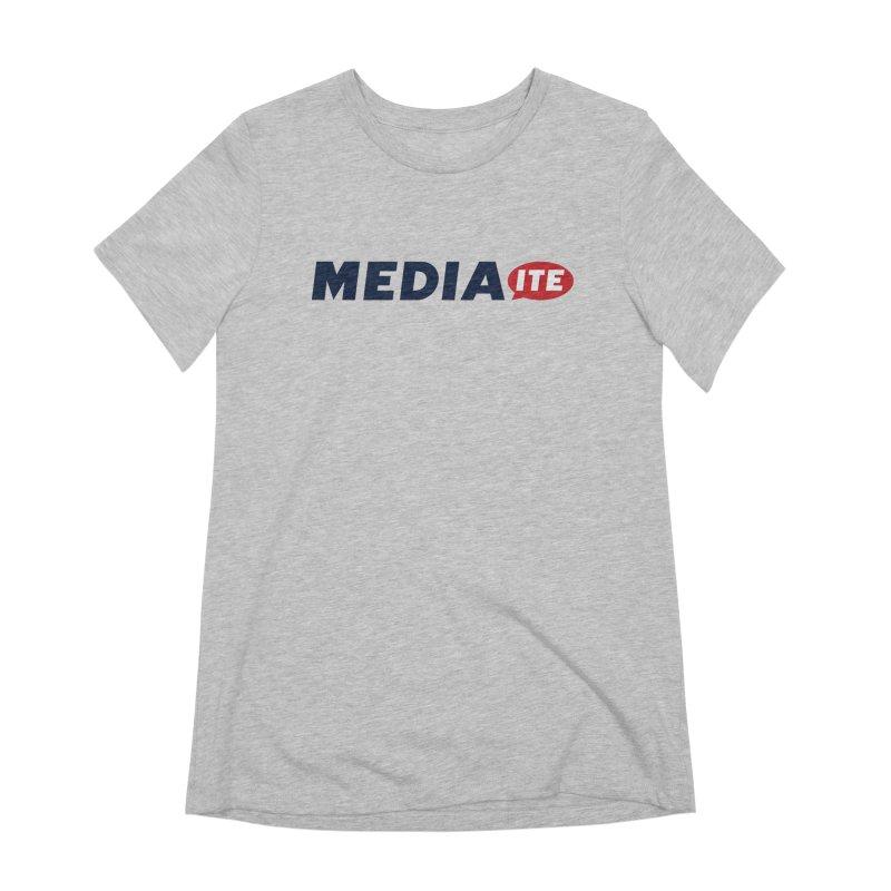 Mediaite Women's Extra Soft T-Shirt by Mediaite's Merchandise Shop