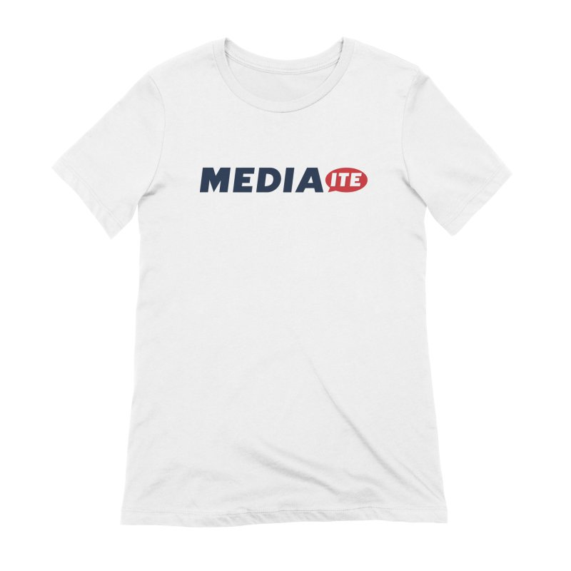 Mediaite Women's Extra Soft T-Shirt by Mediaite's Merchandise Shop
