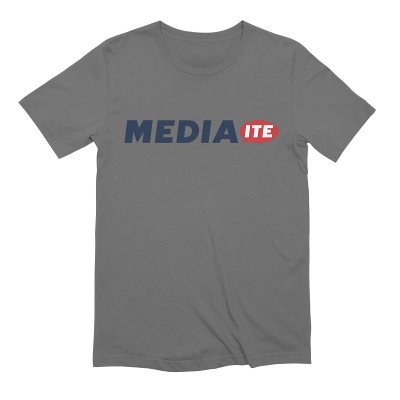 Mediaite Men's Extra Soft T-Shirt by Mediaite's Merchandise Shop