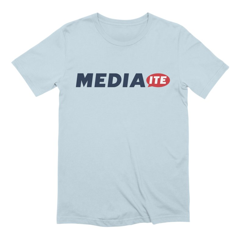 Mediaite Men's T-Shirt by Mediaite's Merchandise Shop