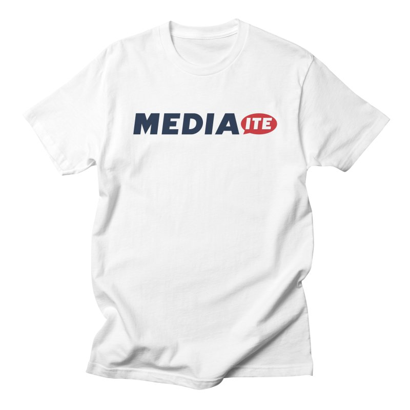 Mediaite Women's Regular Unisex T-Shirt by Mediaite's Merchandise Shop