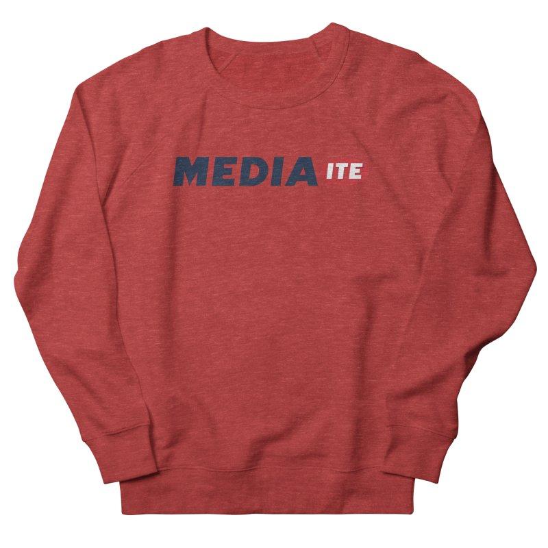 Mediaite Women's French Terry Sweatshirt by Mediaite's Merchandise Shop