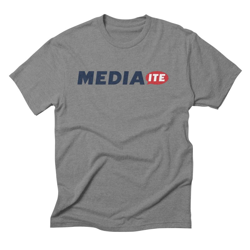 Mediaite Men's Triblend T-Shirt by Mediaite's Merchandise Shop
