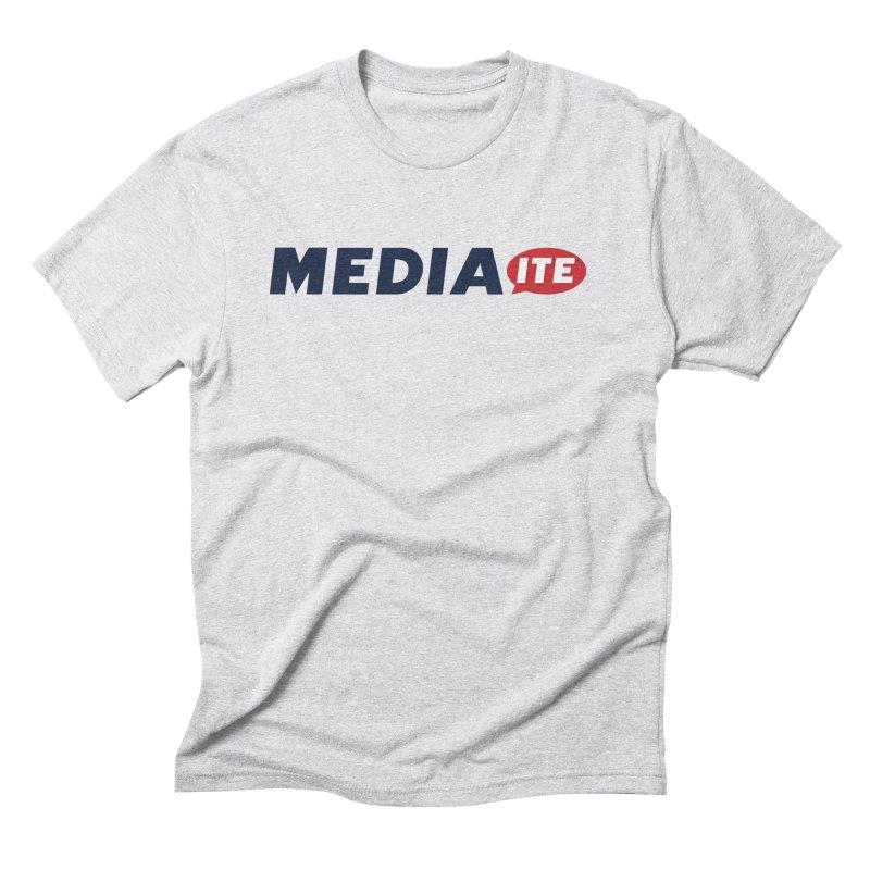 Mediaite Men's Triblend T-Shirt by Mediaite's Merchandise Shop