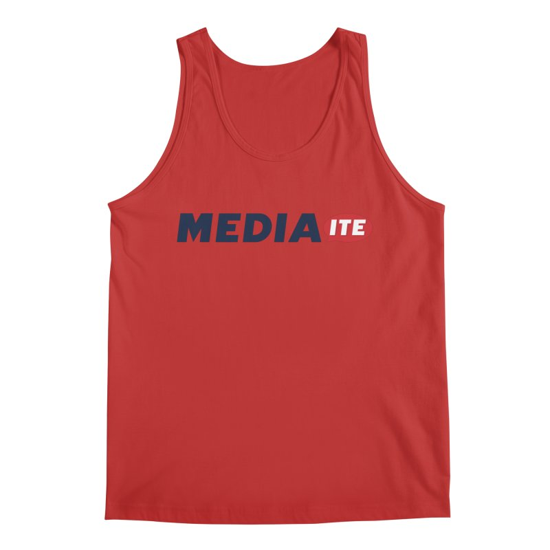 Mediaite Men's Tank by Mediaite's Merchandise Shop