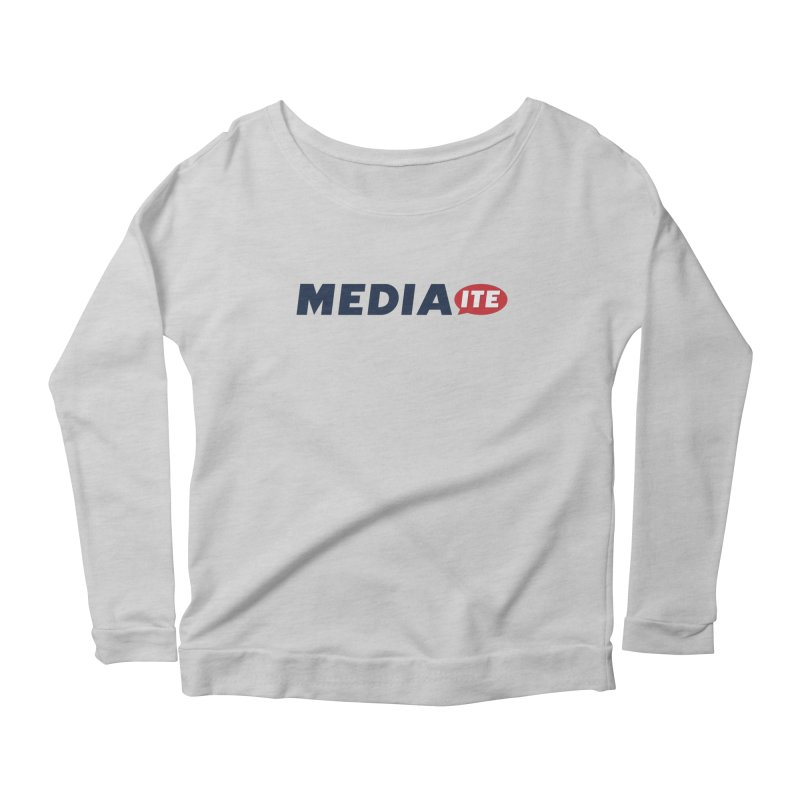 Mediaite Women's Longsleeve T-Shirt by Mediaite's Merchandise Shop