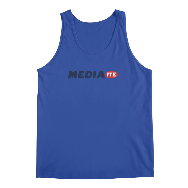 Mediaite Men's Regular Tank by Mediaite's Merchandise Shop