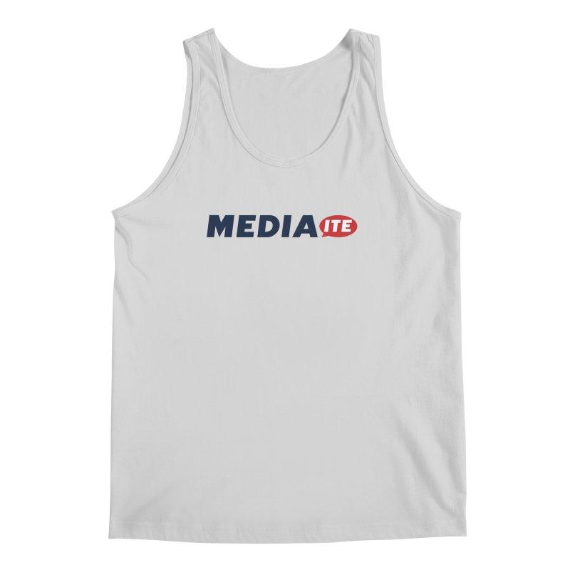 Mediaite Men's Regular Tank by Mediaite's Merchandise Shop