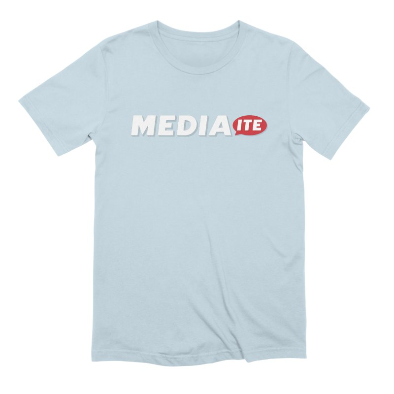 Mediaite Contrast Men's Extra Soft T-Shirt by Mediaite's Merchandise Shop