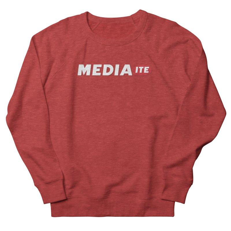 Mediaite Contrast Women's Sweatshirt by Mediaite's Merchandise Shop