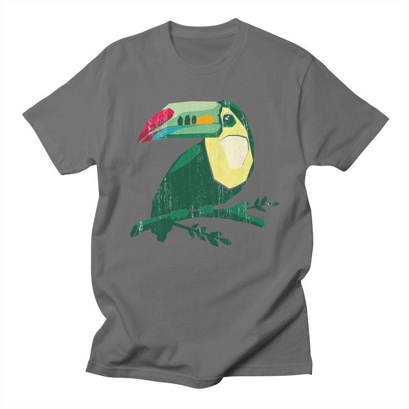 Tucan Men's T-Shirt by Mee Schmid Plantlady Shop