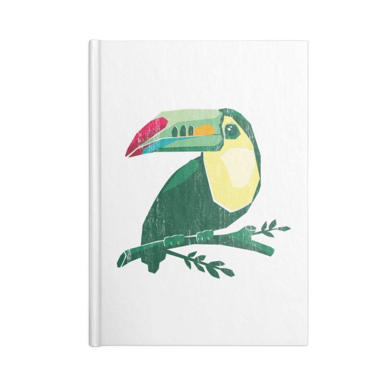 Tucan Accessories Notebook by Mee Schmid Plantlady Shop