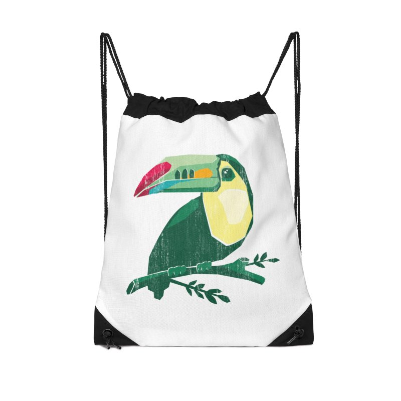 Tucan Accessories Bag by Mee Schmid Plantlady Shop