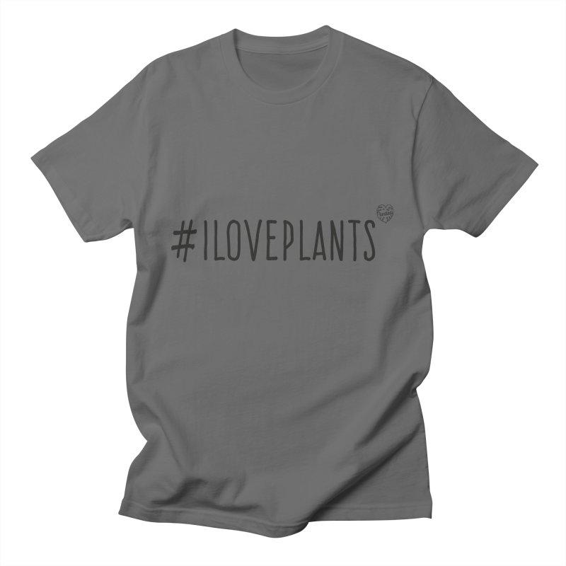 #iloveplants Men's T-Shirt by Mee Schmid Plantlady Shop