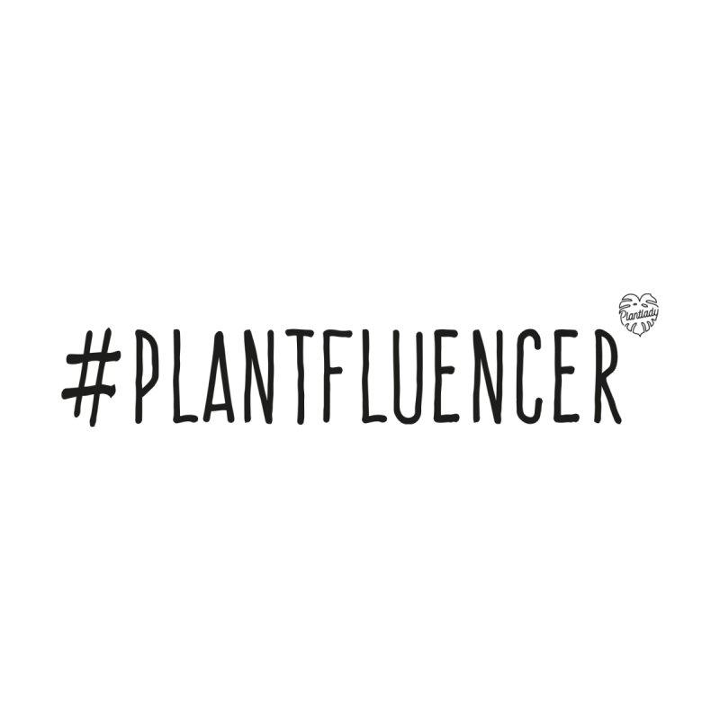 #Plantfluencer Men's T-Shirt by Mee Schmid Plantlady Shop
