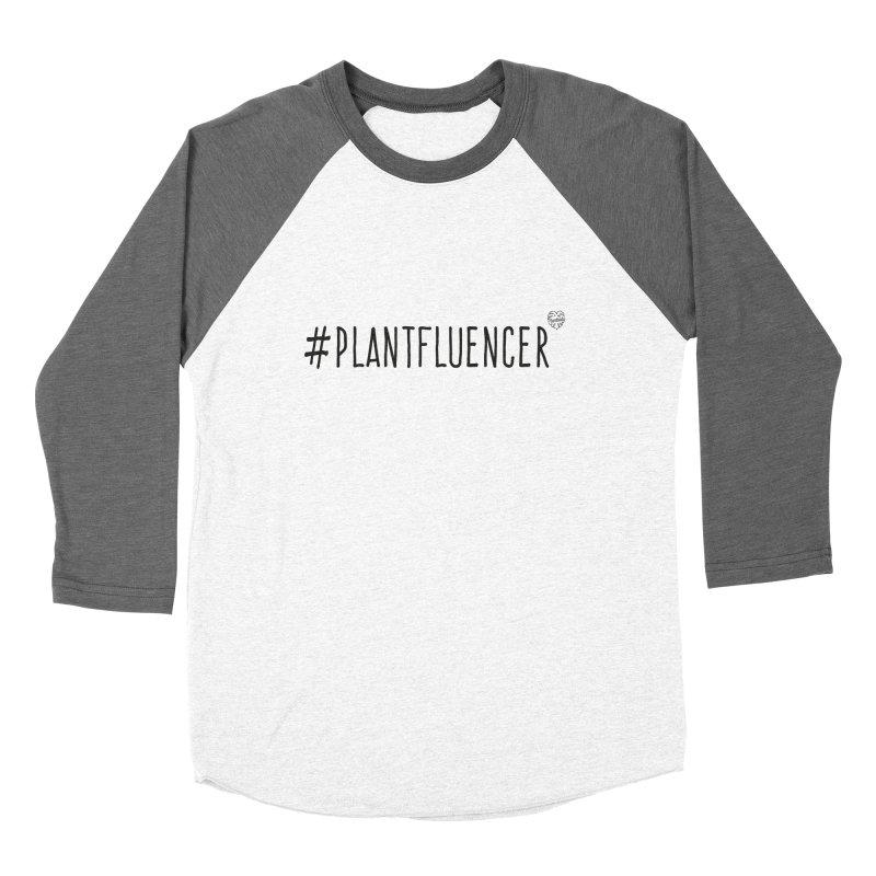 #Plantfluencer Women's Longsleeve T-Shirt by Mee Schmid Plantlady Shop