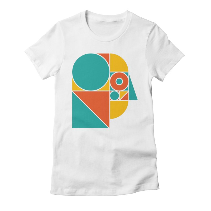 MYM Colour Women's Fitted T-Shirt by Meet Your Maker