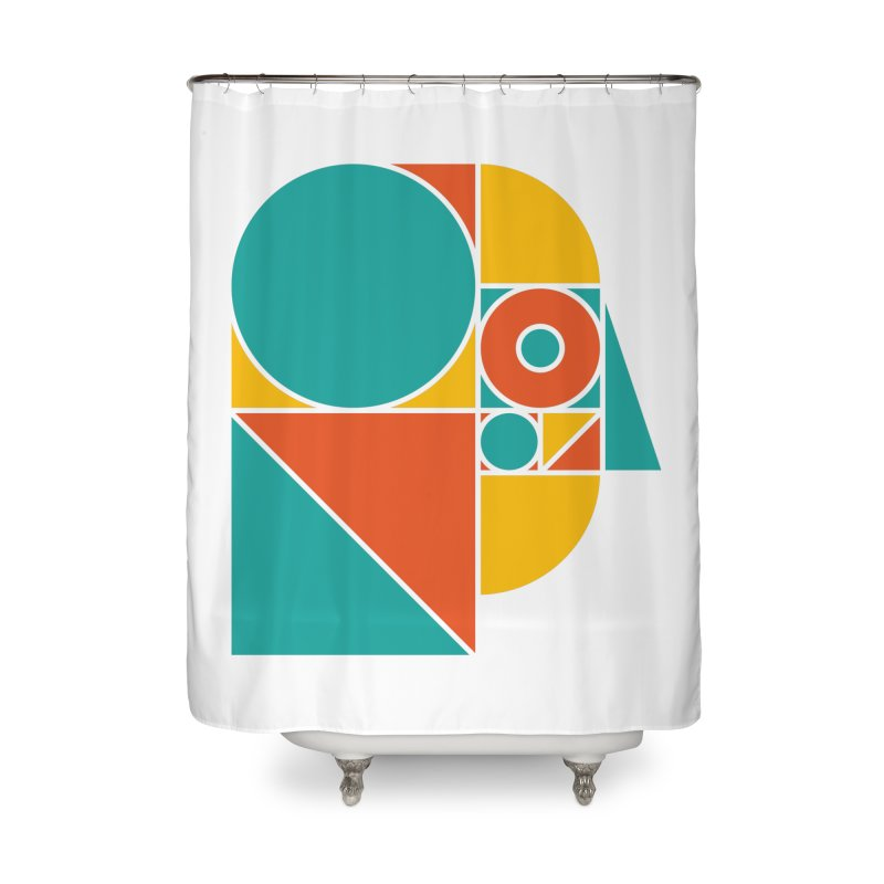 MYM Colour Home Shower Curtain by Meet Your Maker