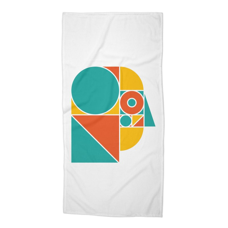 MYM Colour Accessories Beach Towel by Meet Your Maker