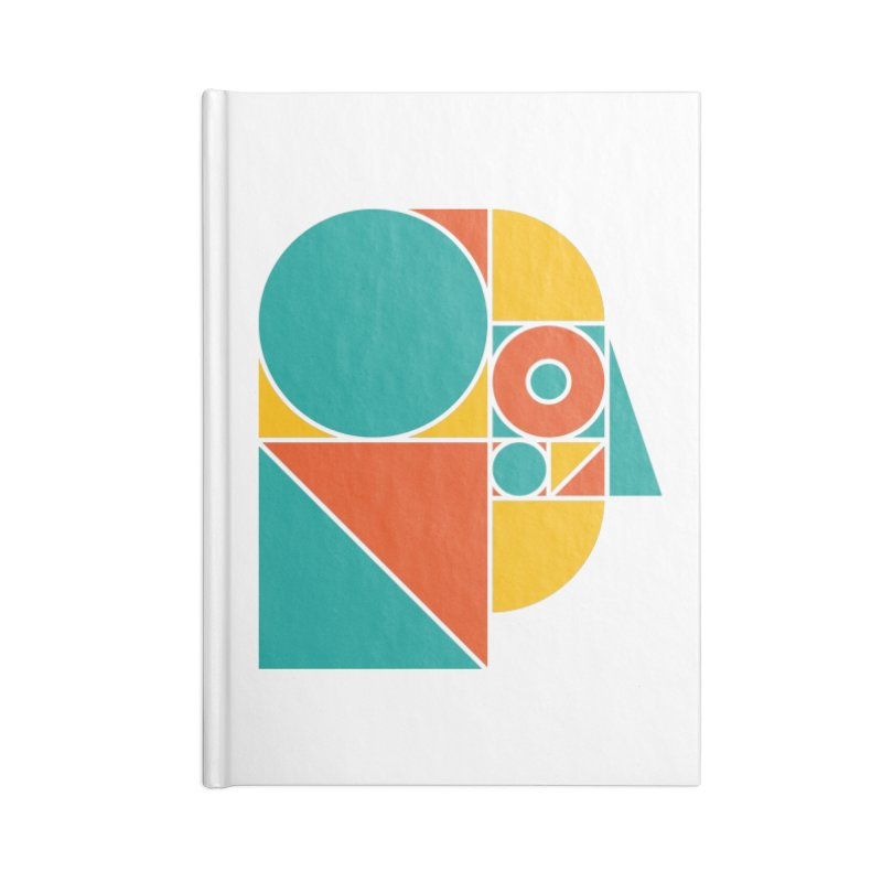 MYM Colour Accessories Blank Journal Notebook by Meet Your Maker