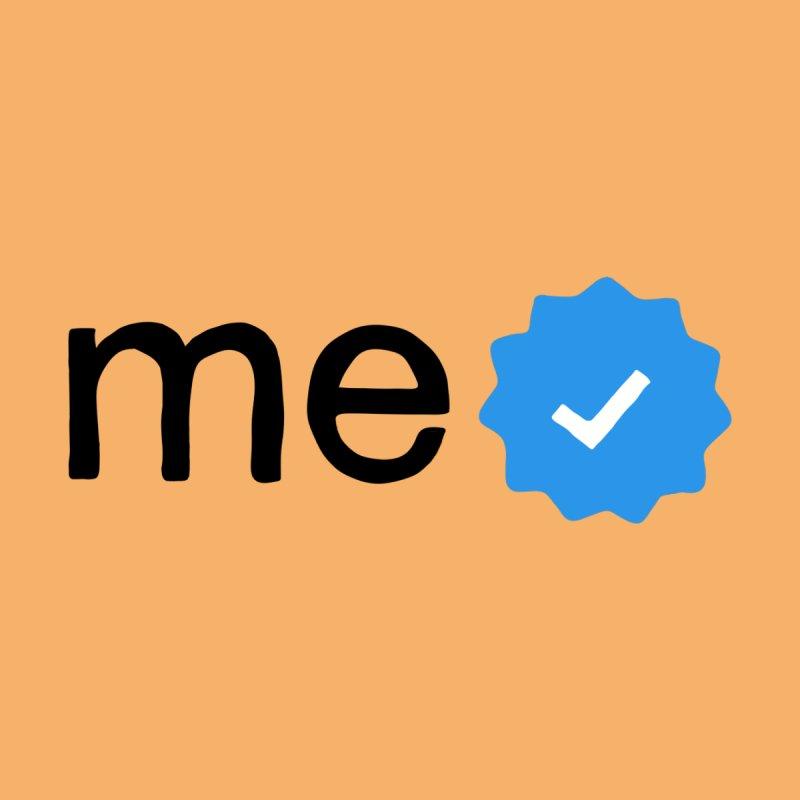 I Am Me Logo Accessories Neck Gaiter by megaduel's Artist Shop