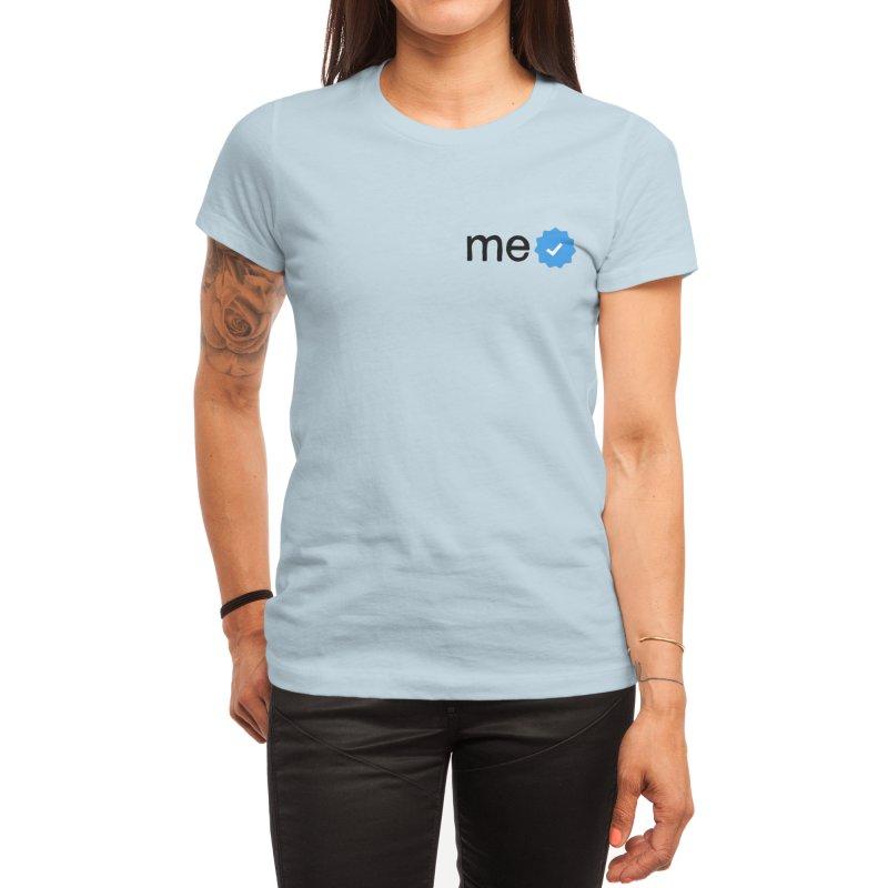 I Am Me Logo Women's T-Shirt by megaduel's Artist Shop