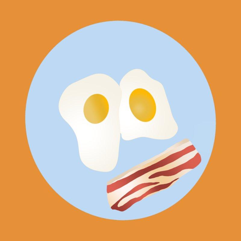 Breakfast is Served Kids Longsleeve T-Shirt by megaduel's Artist Shop