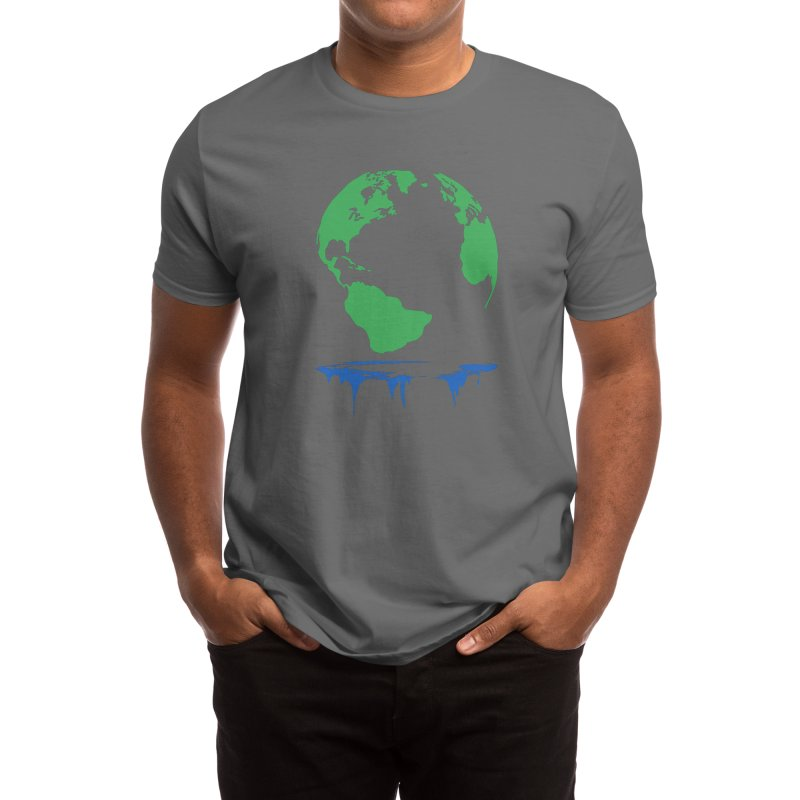 Earth can't last forever Men's T-Shirt by megaduel's Artist Shop