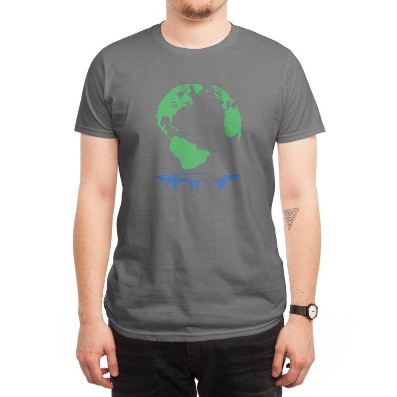 Save / Earth Men's T-Shirt by megaduel's Artist Shop