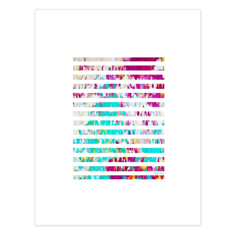 Light + Joy Home Fine Art Print by megangordondotstudio