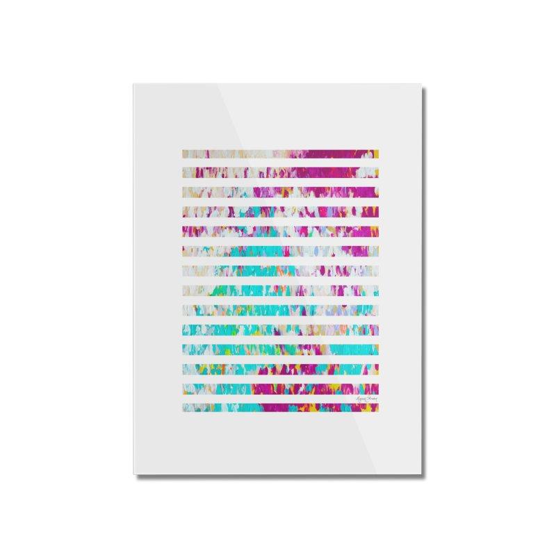 Light + Joy Home Mounted Acrylic Print by megangordondotstudio