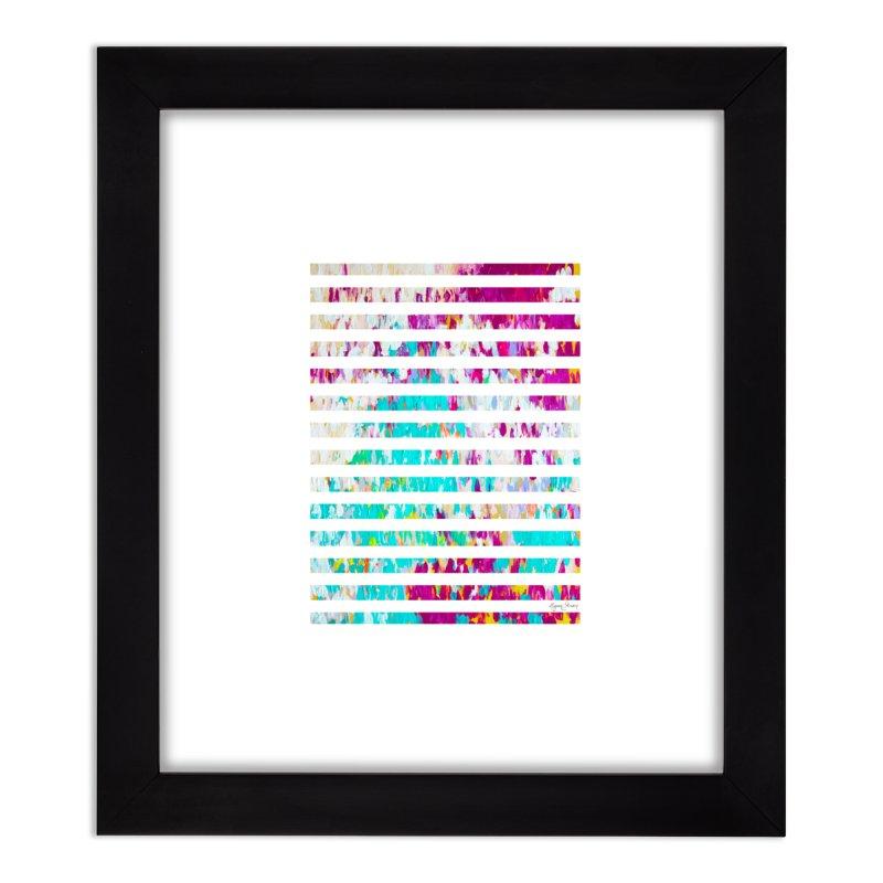 Light + Joy Home Framed Fine Art Print by megangordondotstudio