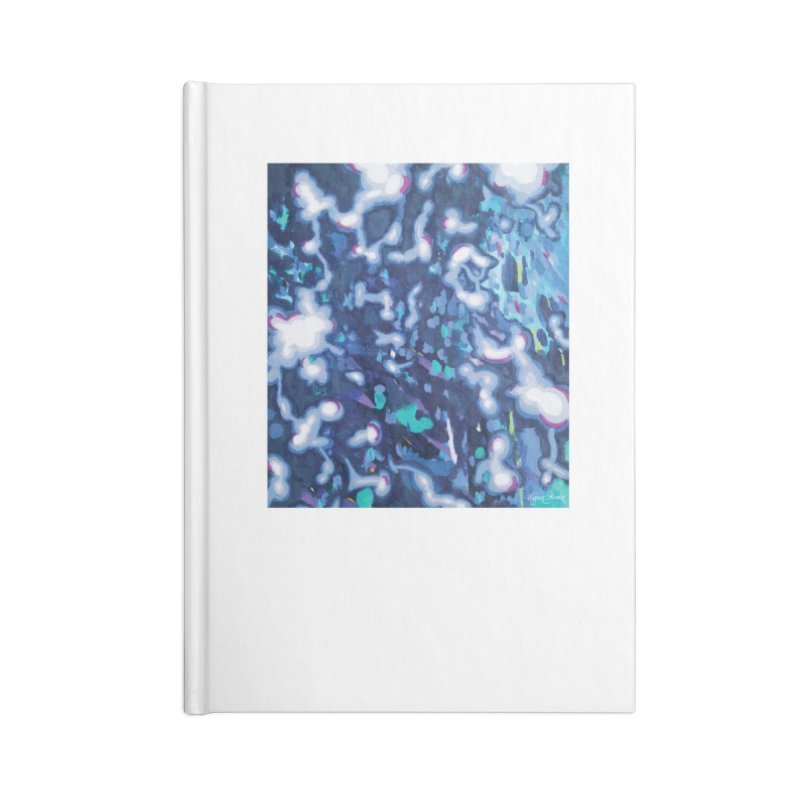 Awakening Accessories Notebook by megangordondotstudio