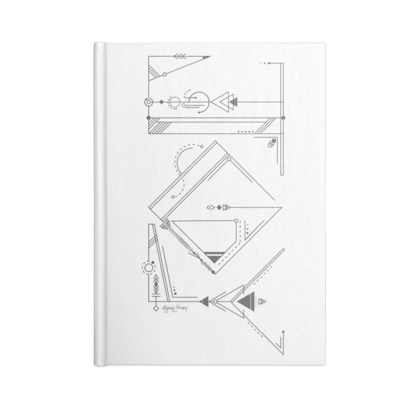 Connected to Joy Accessories Notebook by megangordondotstudio