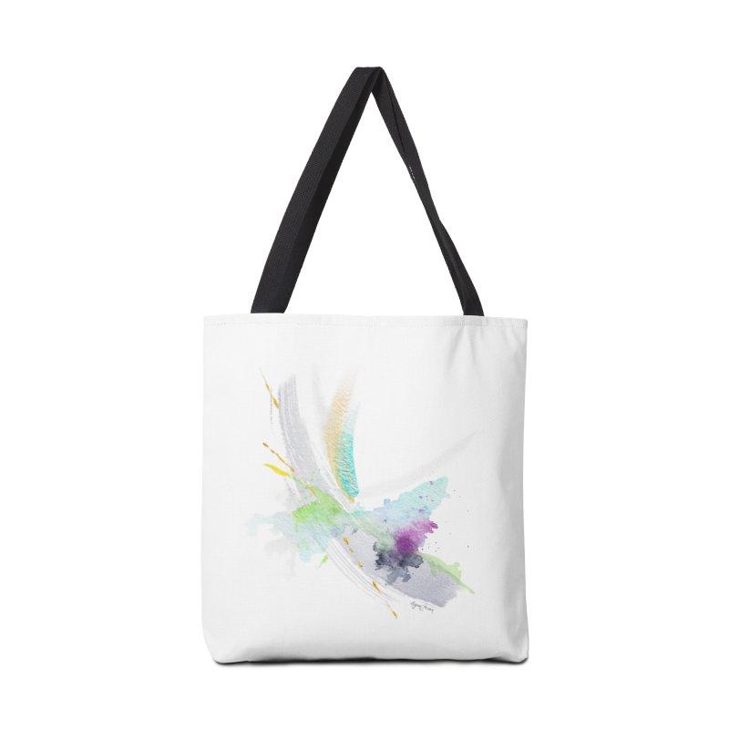 Living My Dream Accessories Bag by megangordondotstudio