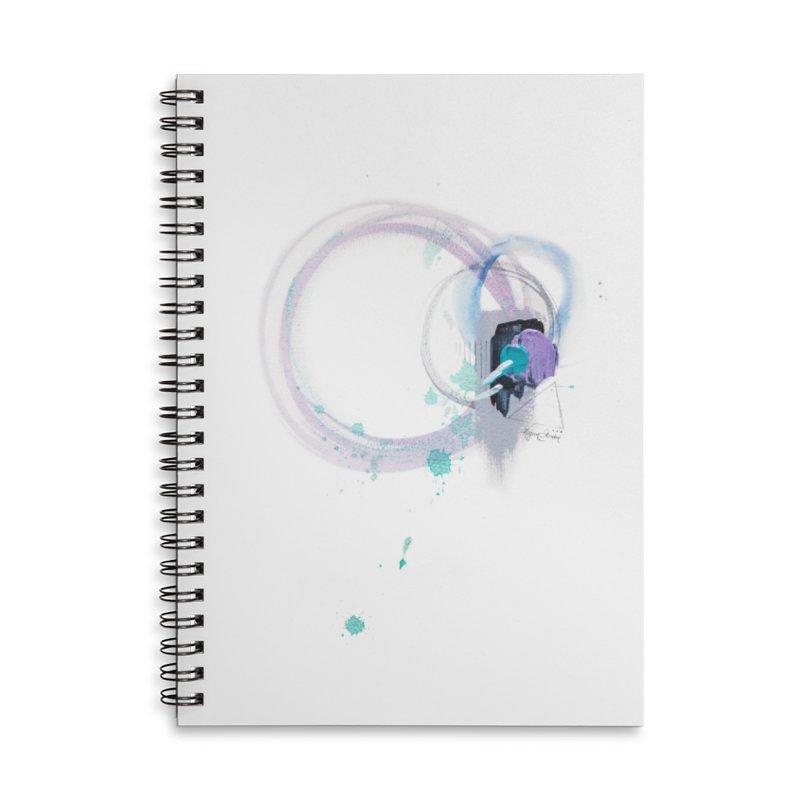 Ripple Effect Accessories Notebook by megangordondotstudio