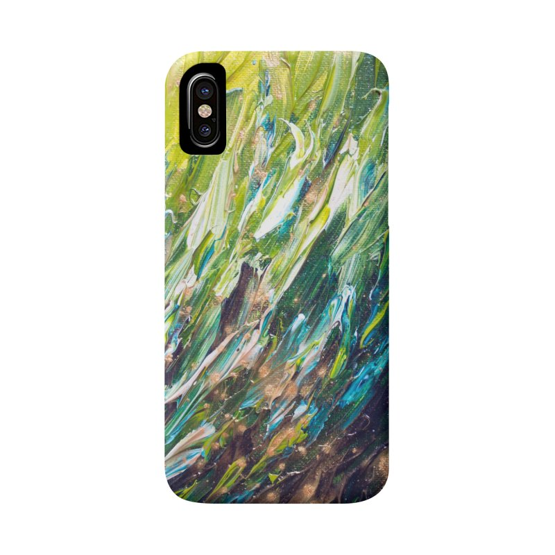 Jungle Joy // She The Roar Collection Accessories Phone Case by megangordondotstudio