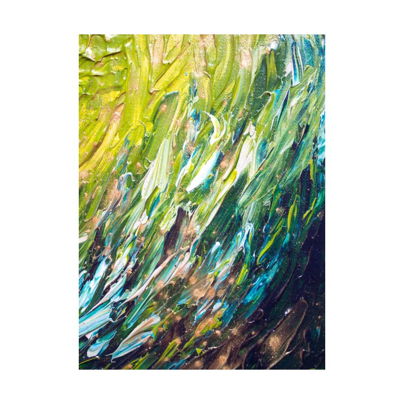 Jungle Joy // She The Roar Collection Home Fine Art Print by megangordondotstudio